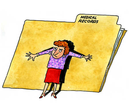 Record keeping clipart 1 » Clipart Station.