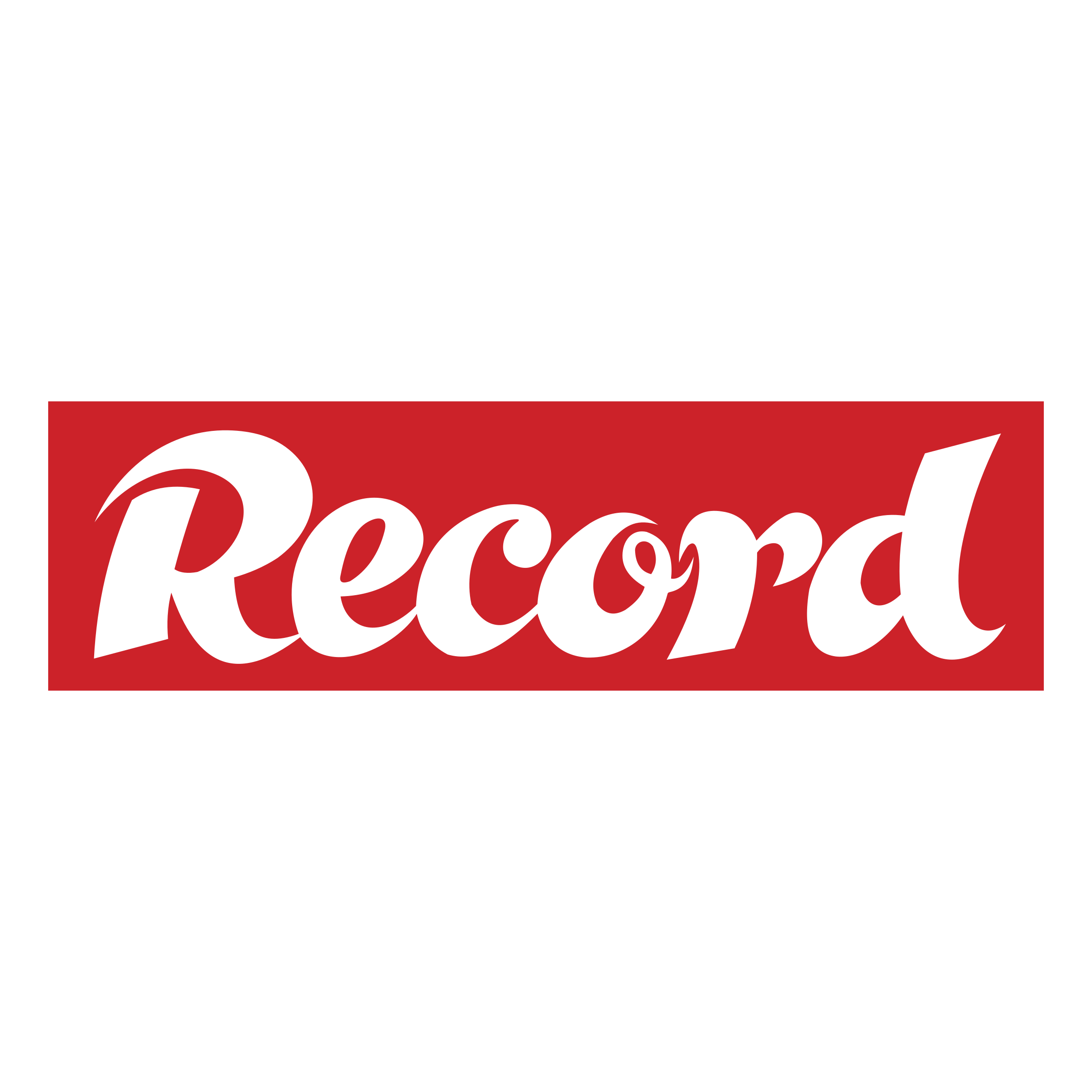 Record Logo PNG Transparent & SVG Vector.