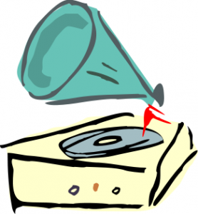 Record Player Clip Art Download.