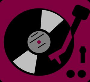 Record Player Clip Art at Clker.com.
