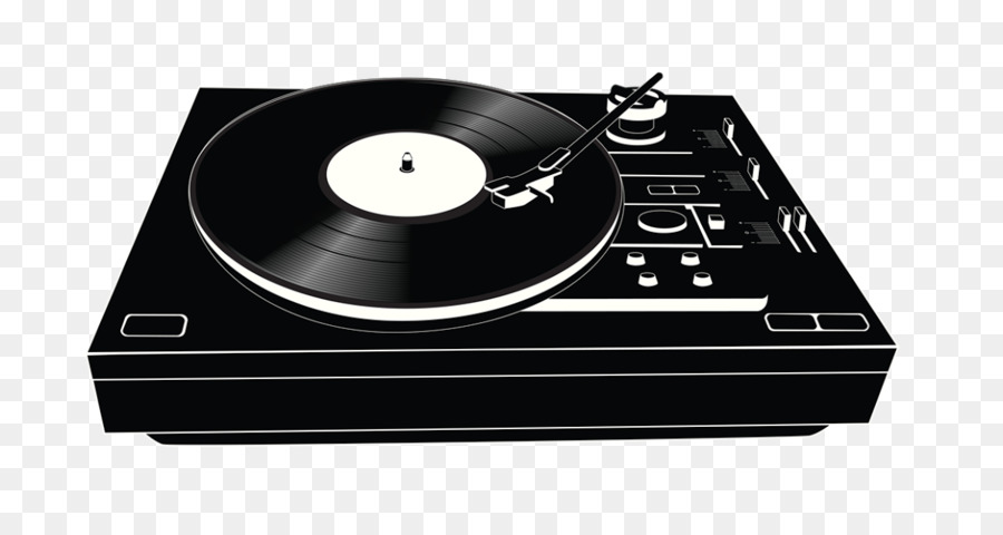 Phonograph Record Record Player png download.