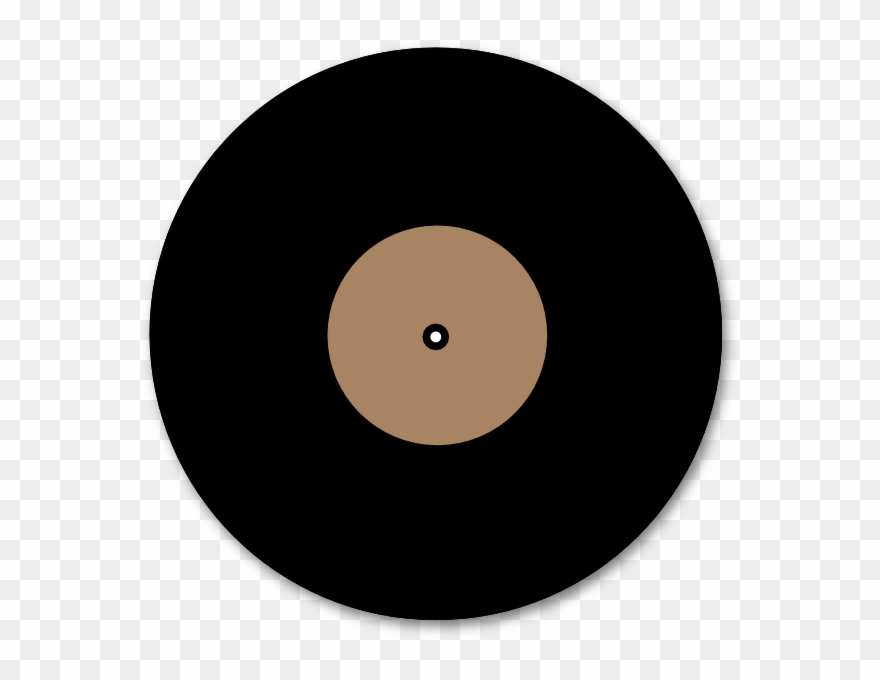 Solid Color Vinyl Record Clip Art At Clker.