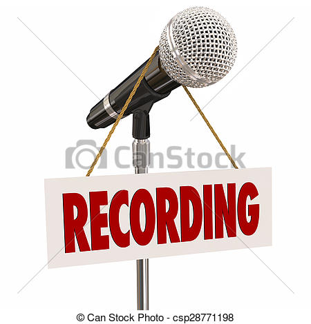 Audio recording Clipart and Stock Illustrations. 5,791 Audio.