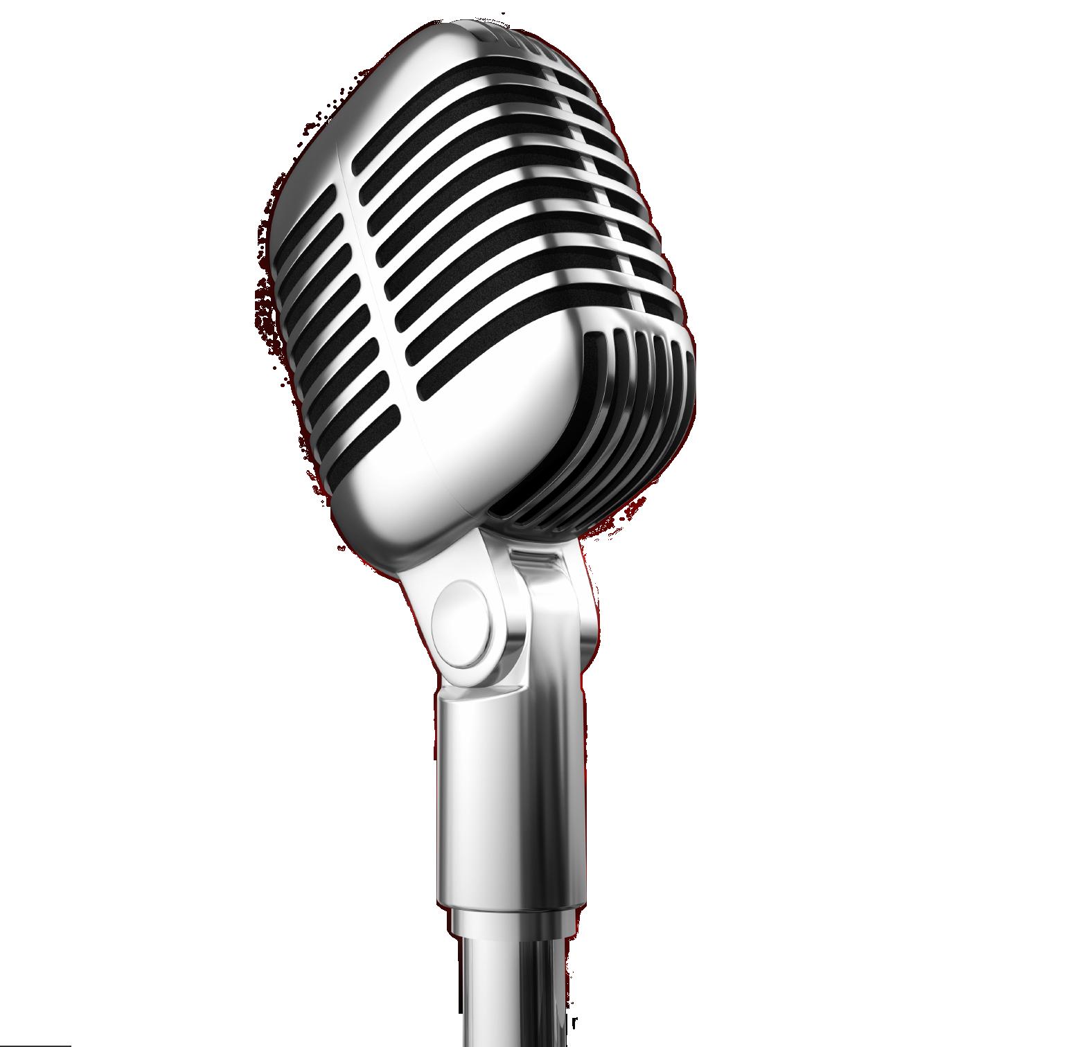 Microphone News Book Human voice Recording studio.