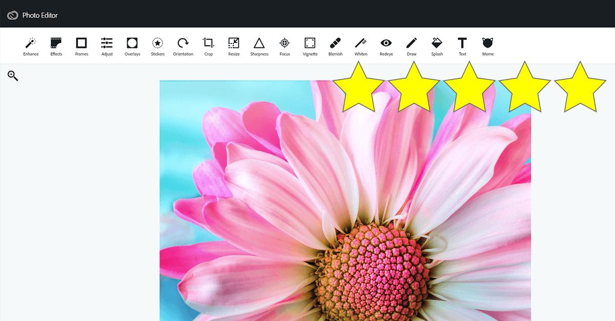Editar imágenes gratis en línea: recortar y cambiar el.