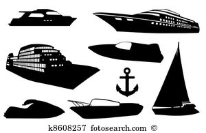 Recreational boat Stock Illustration Images. 702 recreational boat.