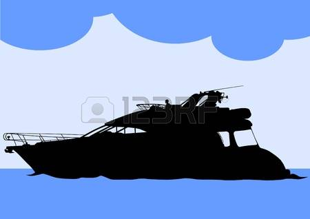 2,942 Recreational Boat Stock Vector Illustration And Royalty Free.