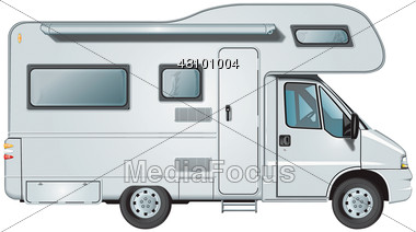 Recreational Vehicle Clipart.