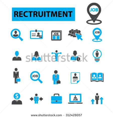 Recruiting Stock Images, Royalty.