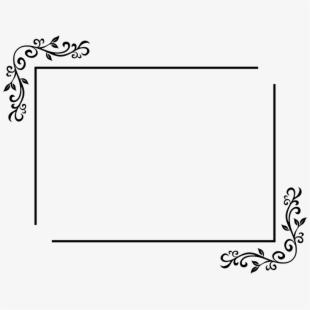 Rectangular Frame Png.