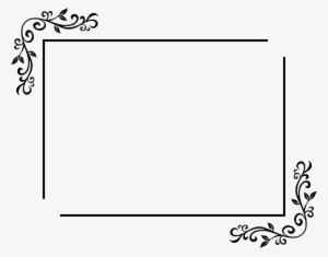 Rectangle Border Png PNG Images.