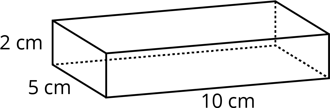 Fish Tank Clipart Rectangular Prism.