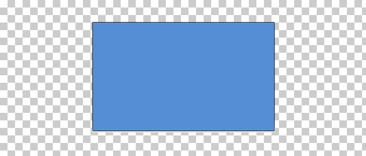 Panel azul rectangular, rectángulo. PNG Clipart.