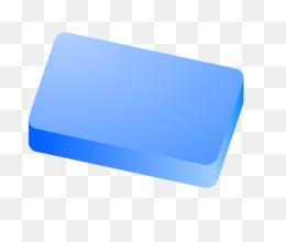 Material Rectángulo Azul.