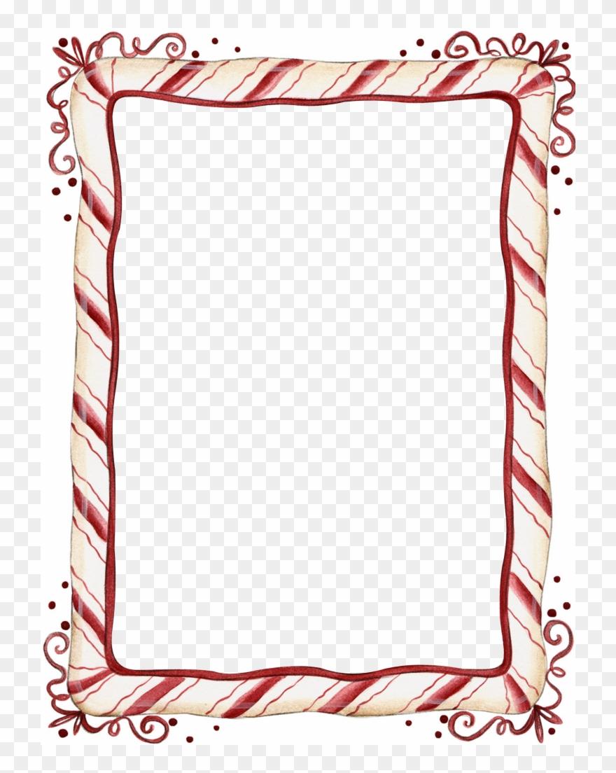 Recuadro Para Clipart Christmas Day Clip Art.