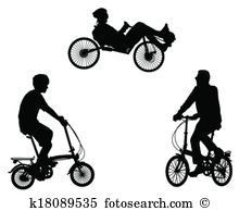 Recumbent bike Clipart Royalty Free. 14 recumbent bike clip art.