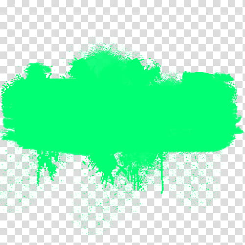 Recursos, green mancha illustration transparent background.