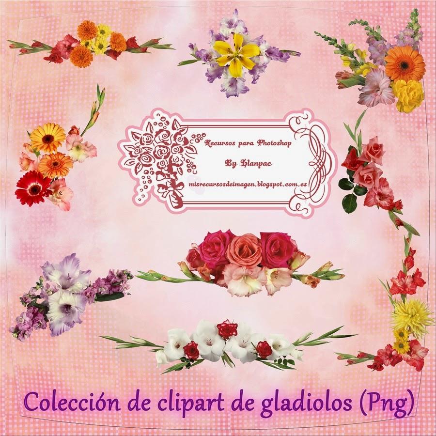 Recursos Photoshop Llanpac: Colección de clipart de.