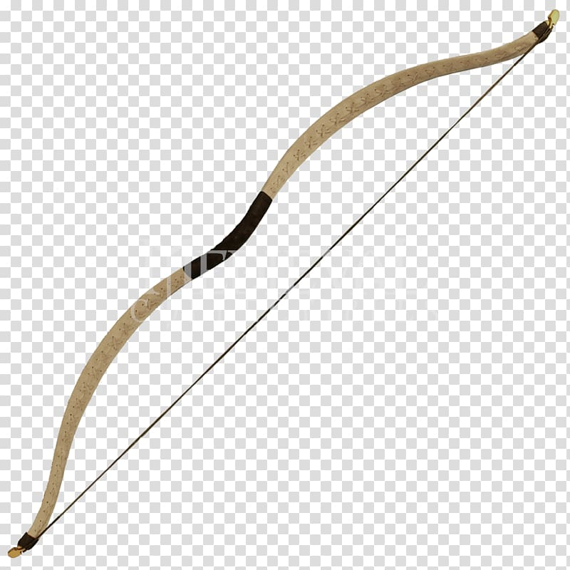 Longbow Middle Ages larp bow Bow and arrow Recurve bow, larp.
