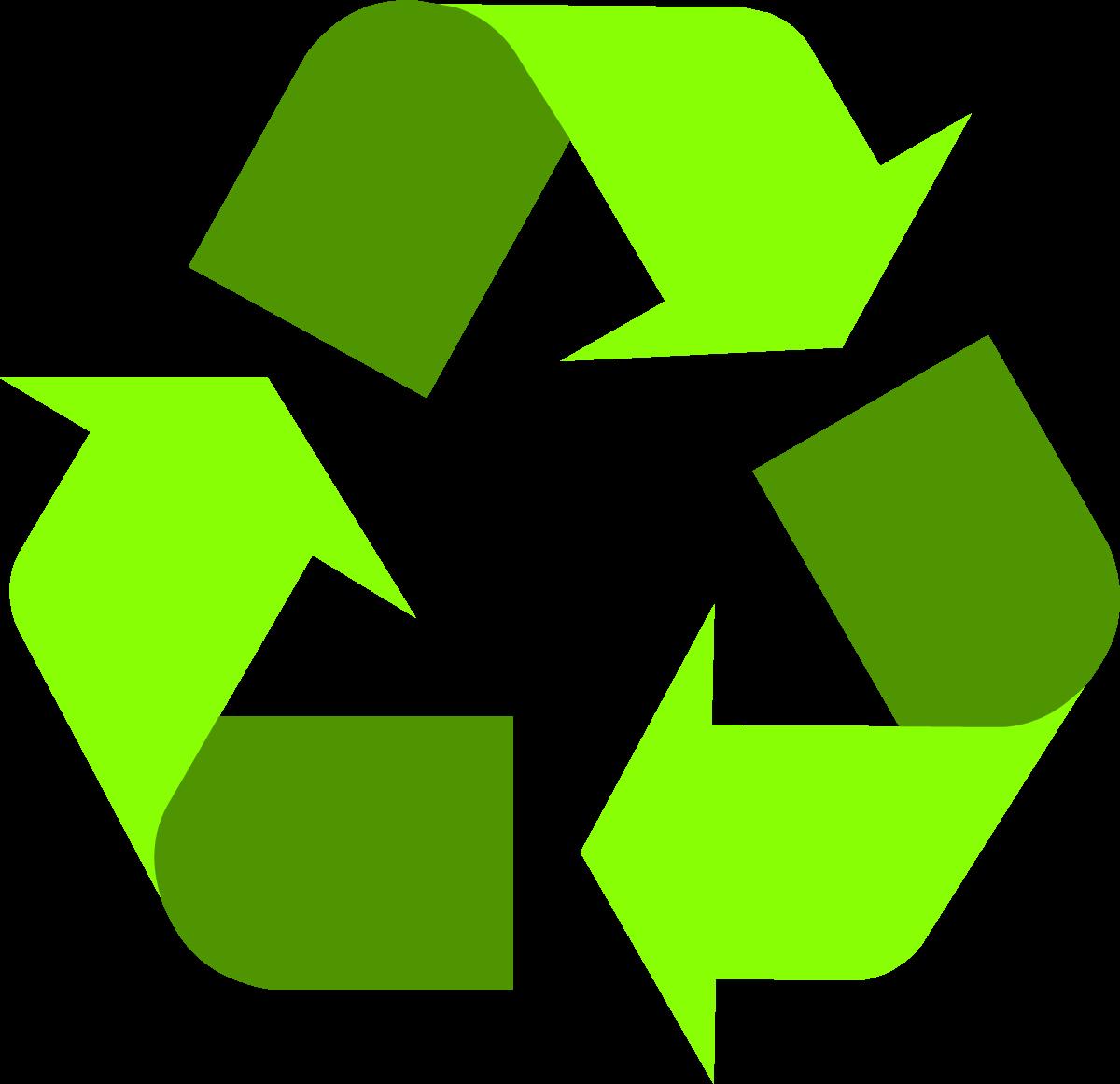 Recycling Symbol.