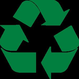 Green Recycle Arrows Clip Art at Clker.com.