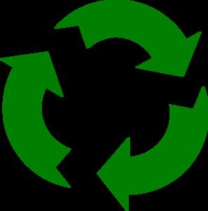 Green Arrows Recycle Clip Art at Clker.com.