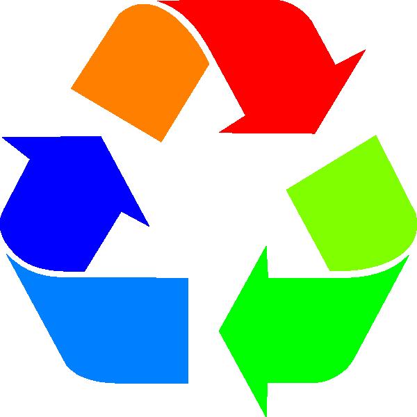 Recycle Arrows Clip Art at Clker.com.