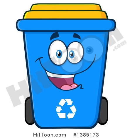 Clipart recycle bin.