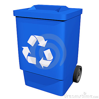Clipart recycle bin.
