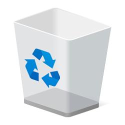Change Recycle Bin Icon in Windows 10.