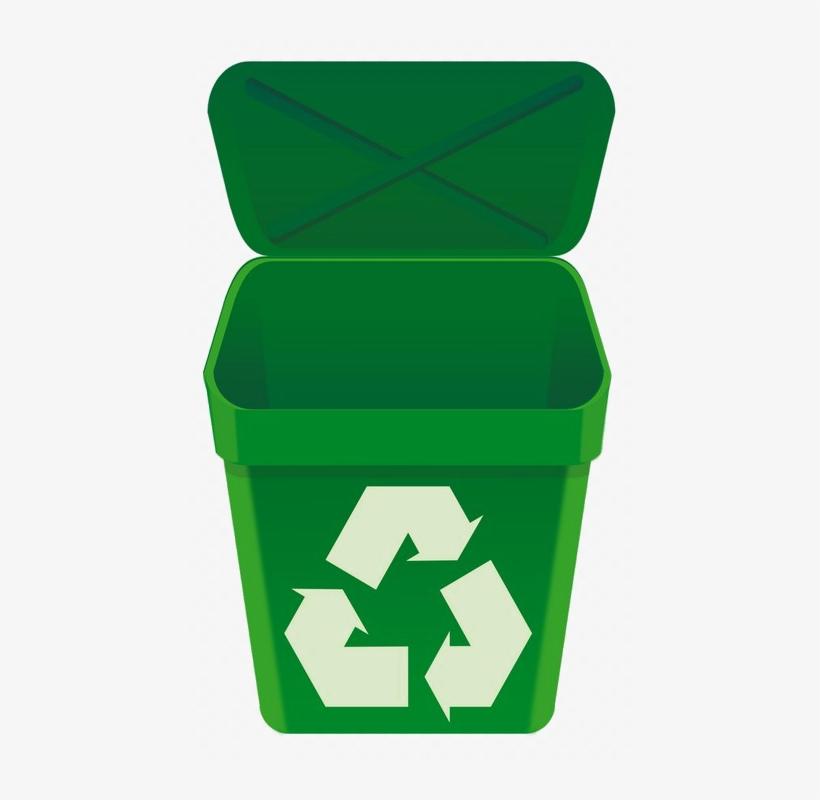 Recycle Bin Png Photo.