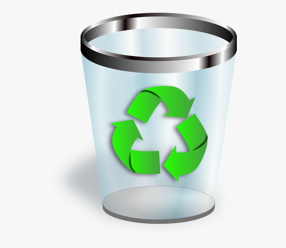 Recycle Clipart Recycling Container.
