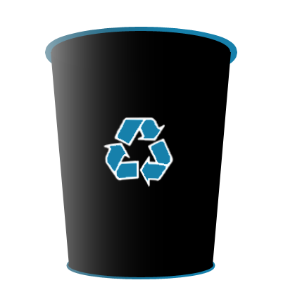 Transparent Recycle Bin Png #16260.