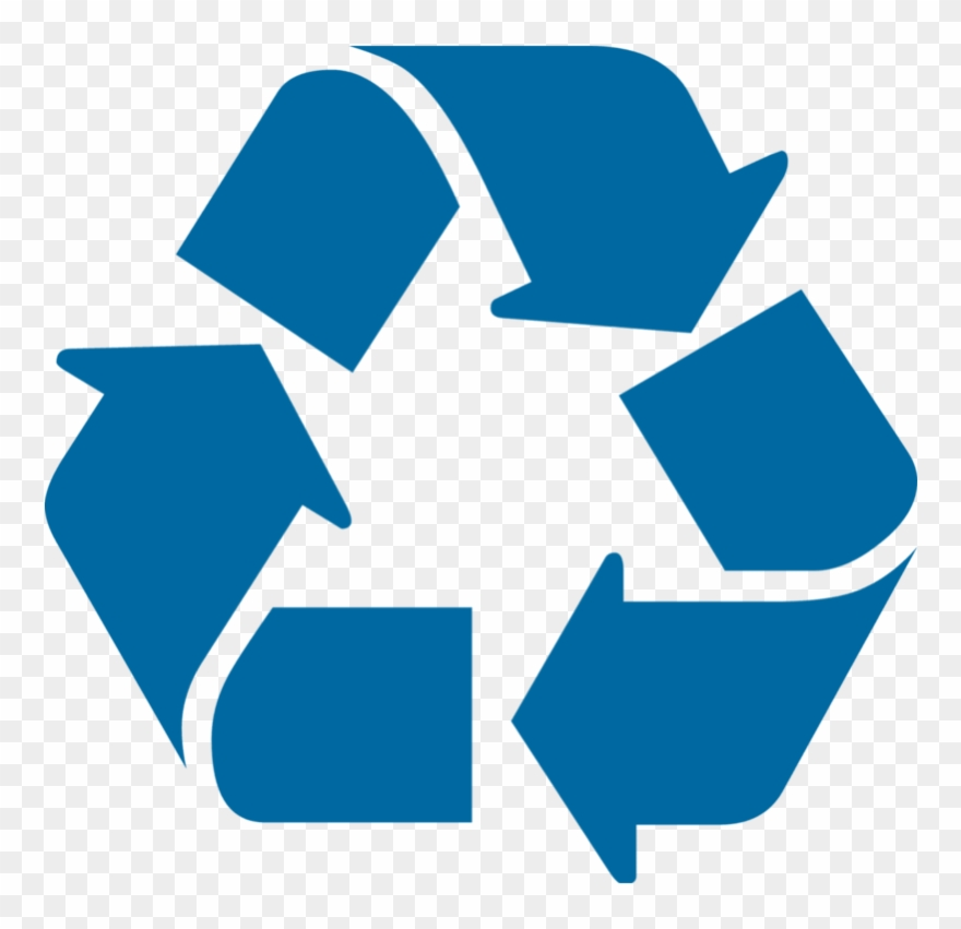 Recycle Logo Symbol Recycling Bin Free Download Image.