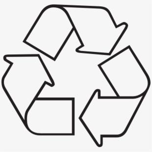 Clip Art Recycle Symbol Clipart Kid.
