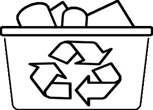 Recycle Drawing.