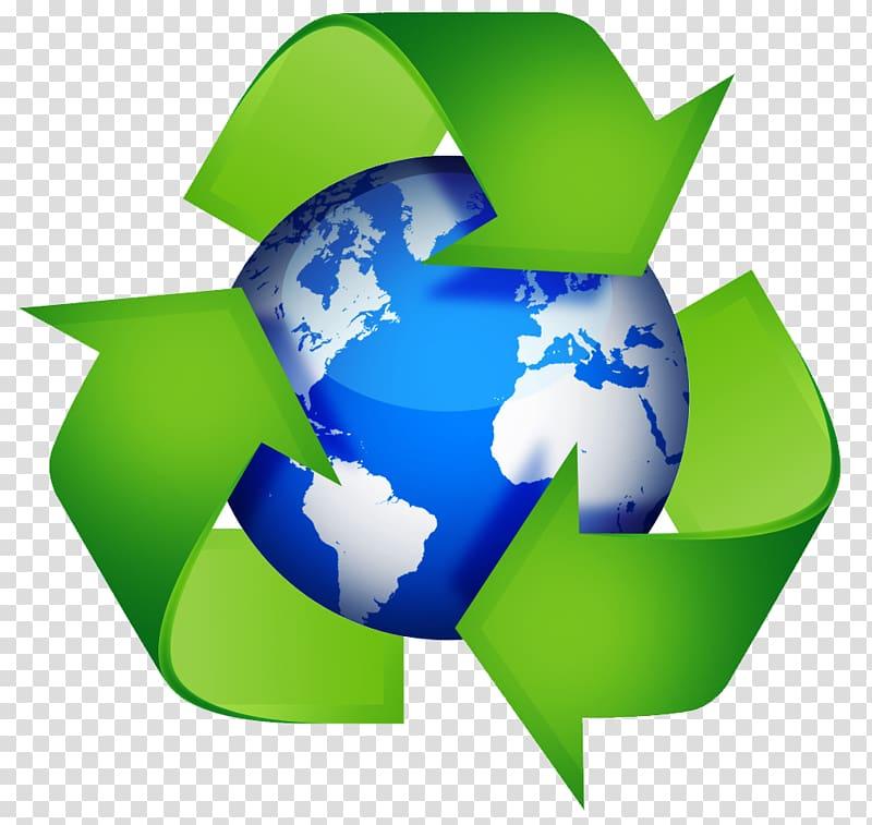 Globe , Environmentally friendly Recycling Sustainable.