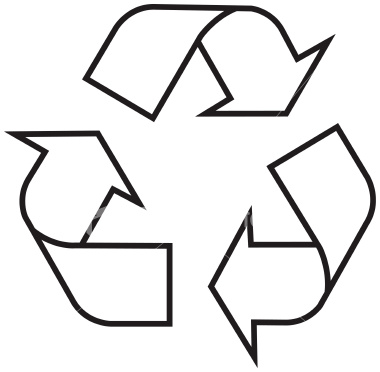 Free Recycling Symbol Printable, Download Free Clip Art.