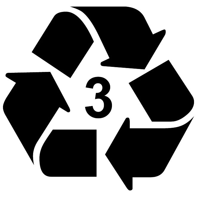 Green eco recycle symbol vector.