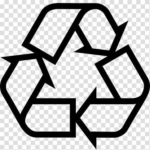 Recycling symbol Waste Recycling bin , reduce reuse recycle.