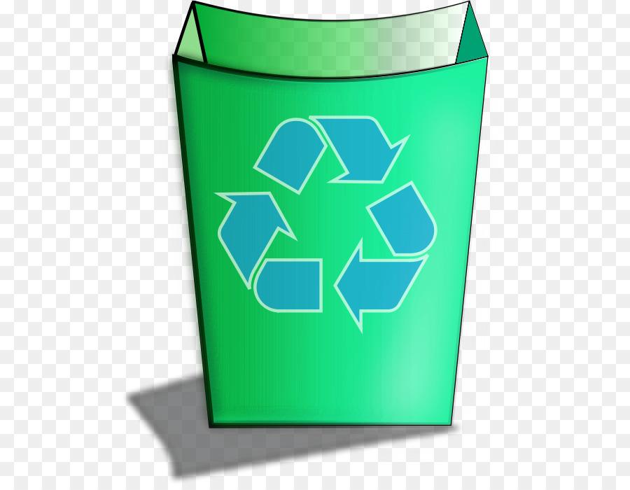 Download Recycling bin clipart Recycling bin Rubbish Bins.