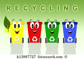 Recycle bins Clip Art and Stock Illustrations. 3,131 recycle bins.