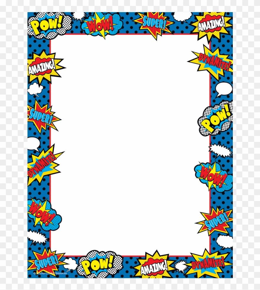 Recycle Clipart Border.
