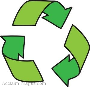 Recycle Clip Art.