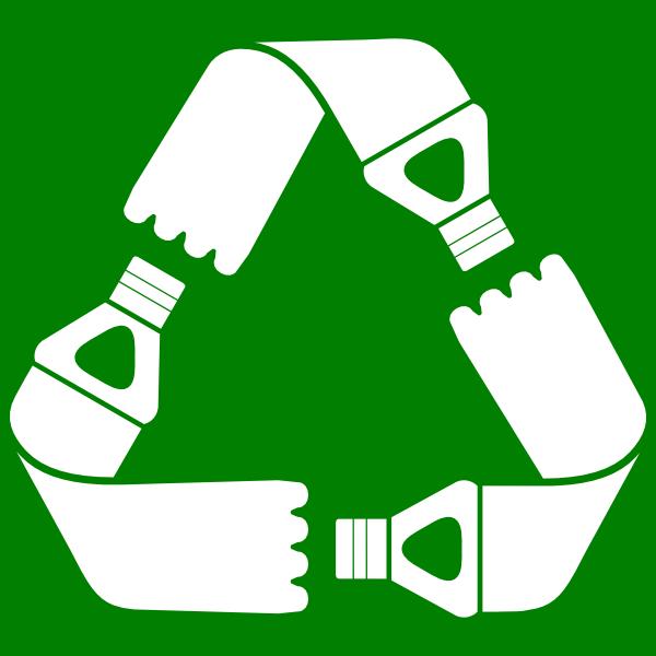 Clip art recycle symbol clipart.