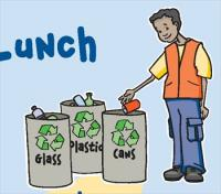Free Recycling and Trash Clipart.