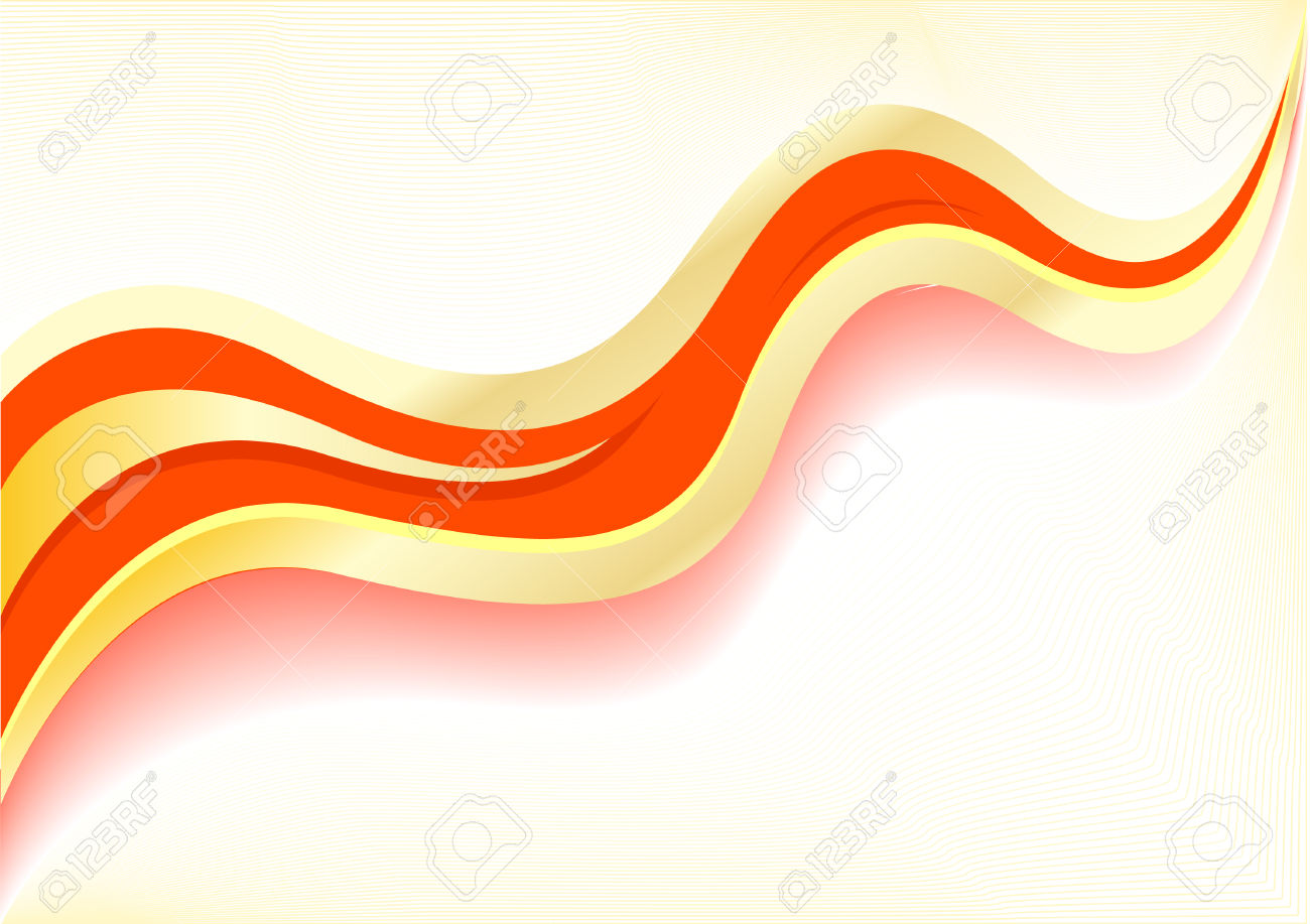 Red Abstract Clip Art.