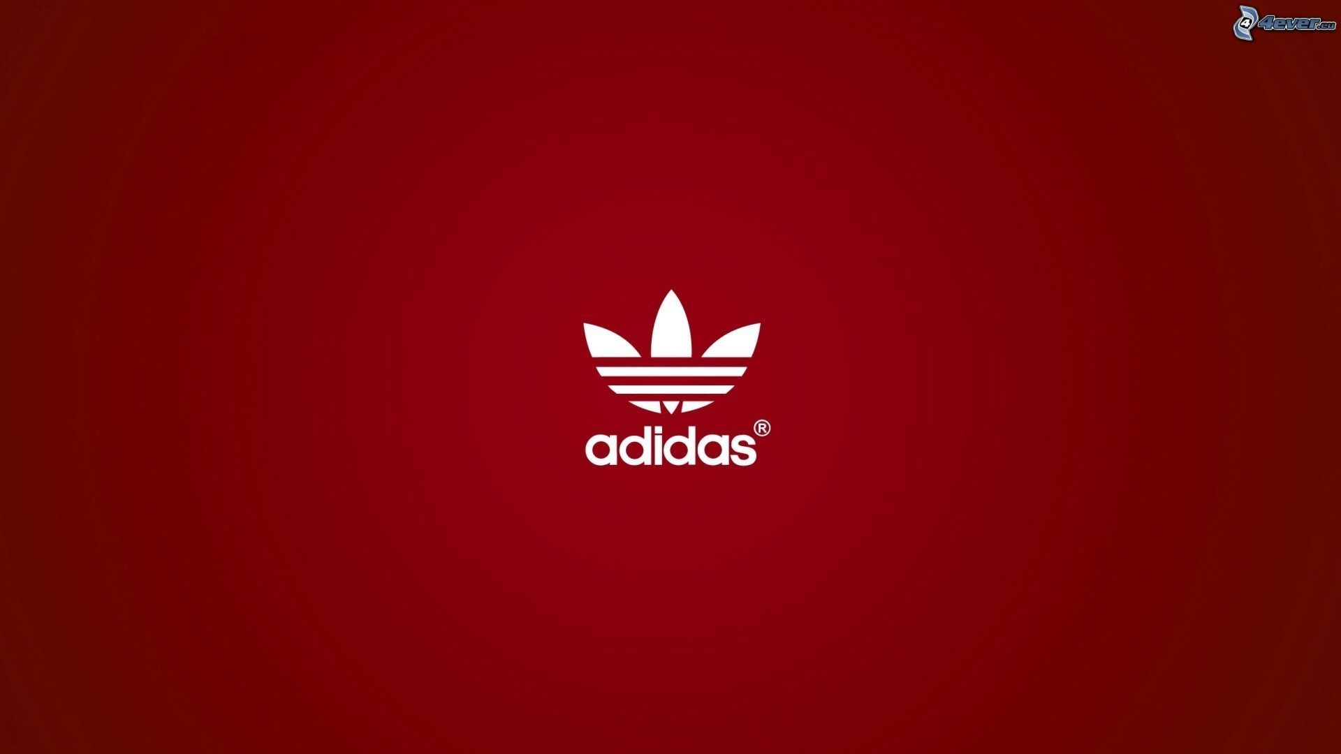Red Adidas Logo Wallpapers.