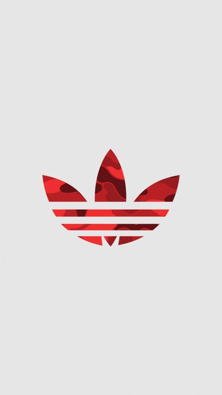 Wallpapers Adidas HD Red.