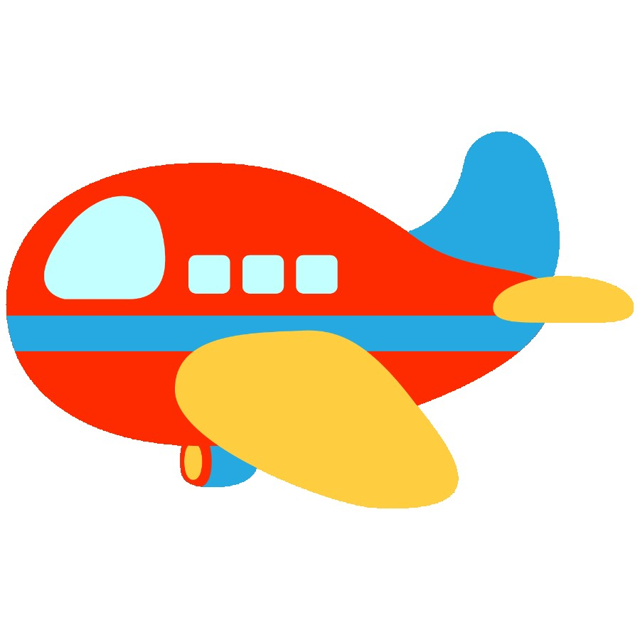 On Clipart Red Airplane Kisspng Aircraft Clip Art Plane.